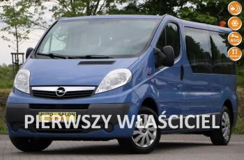 Opel Vivaro krajowy, 1-właściciel, , książka serwisowa, zarejestrowany