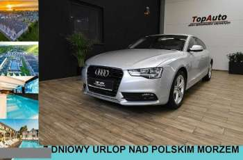 Audi A5 2.0 TDI lift NAVI zarejestrowany gwarancja 143km FIL