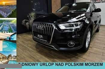 Audi Q3 2.0 TDI LED quattro NAVI xenon automat bezwypadkowa GWARANCJA