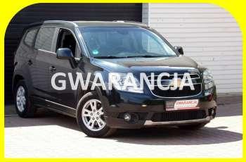 Chevrolet Orlando Klimatronic /7 osobowy / Raty Bez Bik / 2011r /1.8 / 140KM