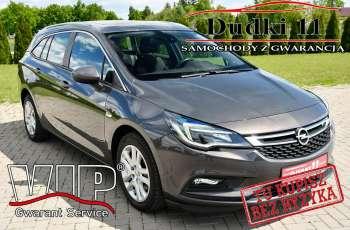 Opel Astra 1.6cdti Ledy, Serwis, Klimatronic, Navigacja, Kam.Cof, Asystent Pas