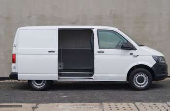 Volkswagen Transporter T6 4Motion 4x4 Nawigacja Klima