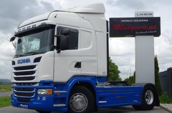 Scania G 410 / HIGHLINE / RETARDER / EURO 6 /
