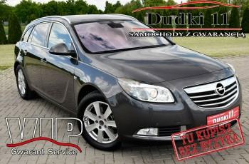 Opel Insignia 2.0Turbo Xenon, Navigacja, Serwis, El.Klapa.Fotele z pamięcią.GWA