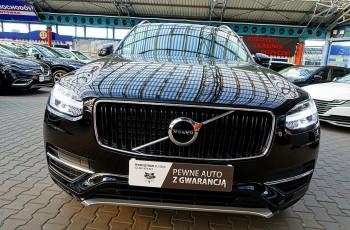 Volvo XC 90 3 Lata GWARANCJA 1WŁ Kraj Bezwypadkowy T5 250KM 4x4 FV23%