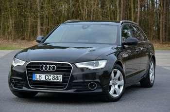 Audi A6 3.0TDI(245KM) S-line Radar Skóry Ledy Xenon Navi el.klapa