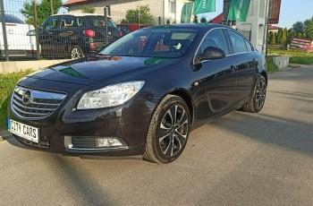 Opel Insignia 1.6 T 180 KM Klima Navi Grzane Fotele Czujniki z Niemiec