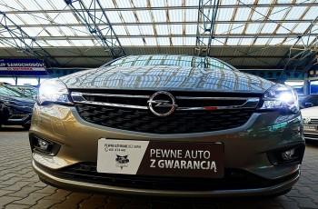 Opel Astra 3 LATA GWARANCJA 1WŁ Kraj Bezwypadkowy ASO 160KM BiTURBO ELITE FV23% 4x2