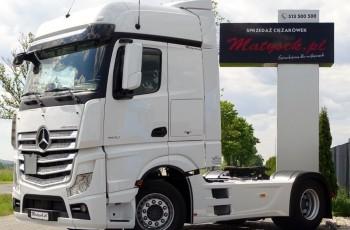 Mercedes ACTROS 18 480 / BIG SACE / I-COOL / NAVI / FLEETBOARD / EURO 6 /