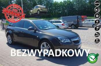 Opel Insignia wersja ST idealna bezwypadkowa z potwierdzonym przebiegiem 1 właści