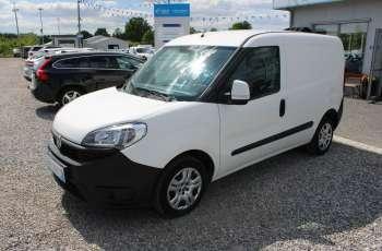 Fiat Doblo F-Vat, Sal.PL, Gwarancja, I-Właściciel, Idealny 90KM VAT-1