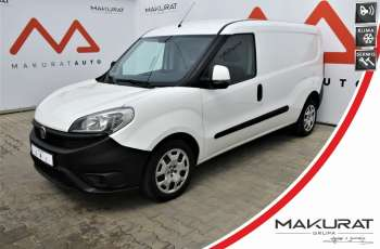 Fiat Doblo P.Salon, Maxi , Ładowność 1035kg, Klima, Bluetooth, Usb
