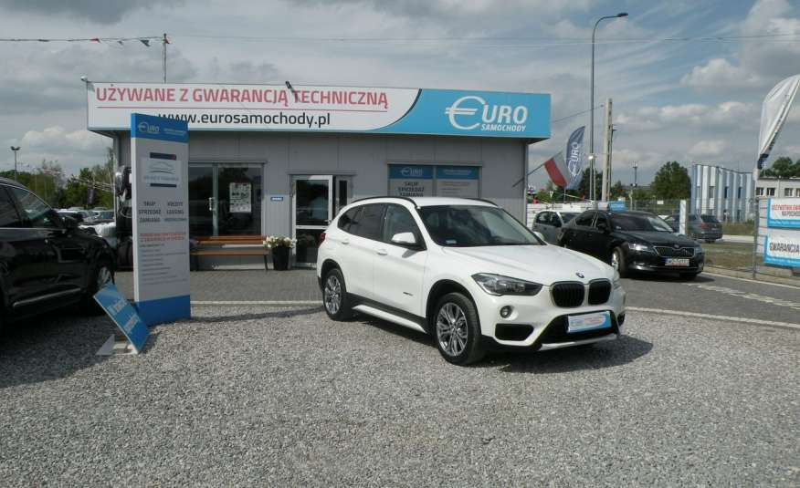 BMW X1 F-Vat, Gwar, Sal.PL, Czuj.Park zdjęcie 1