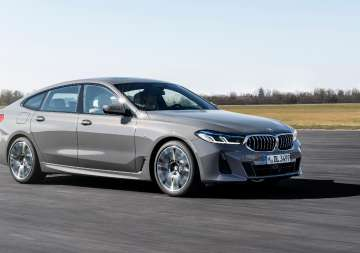 BMW BMW 640i mHEV sport-aut