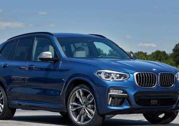 BMW BMW X3 M40d sport-aut
