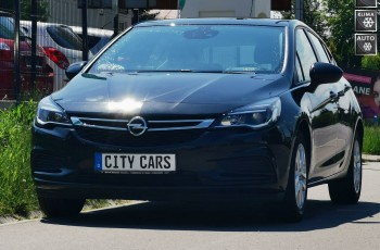 Opel Astra 1.0 B 105 KM Jedyne 62 tys. km Aktywny Tempomat z Niemiec