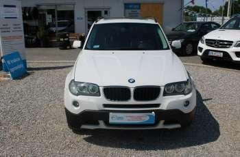 BMW X3 F-Marża, Gwarancja, Grzane fotele, NAVI, Skóra, Panorama