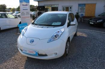 Nissan Leaf F-vat 23% 30kWh Salon PL Gwarancja Ładowaka