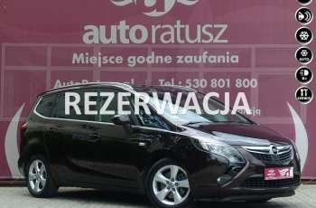 Opel Zafira Automat /Salon Polska / Oryginał/ 93 tyś km / Super Opcja / 2.0 CDTI