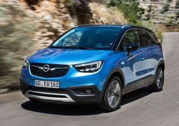 Opel OPEL Crossland 1.2 T GS Line