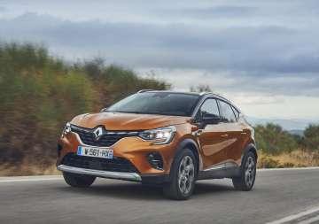 Renault RENAULT Captur 1.0 TCe Zen