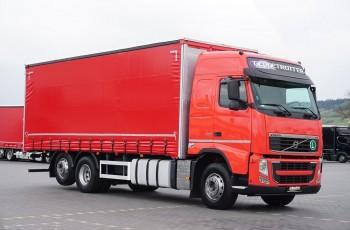 Volvo / FH / 420 / / FIRANKA / 19 PALET / ŁAD. 13 910 KG
