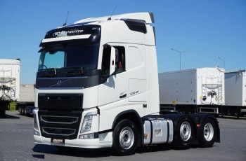 Volvo FH / 500 / EURO 6 / ACC / PUSHER / 3 OSIE / DMC 60 000 KG