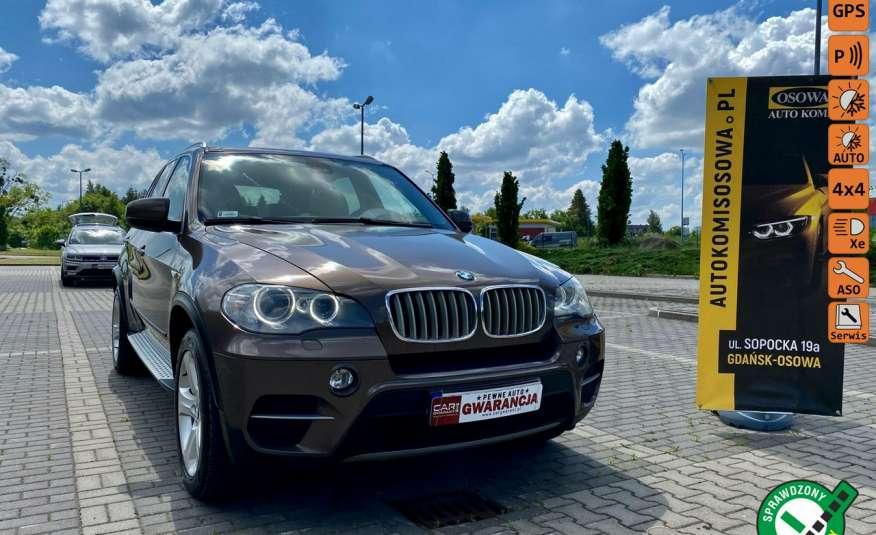 BMW X5 3.0D head up 7os.panorama lasery bixenon kamer360 full opcja 1rok gwar zdjęcie 1