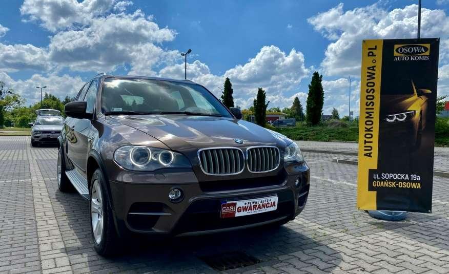 BMW X5 3.0D head up 7os.panorama lasery bixenon kamer360 full opcja 1rok gwar zdjęcie 4