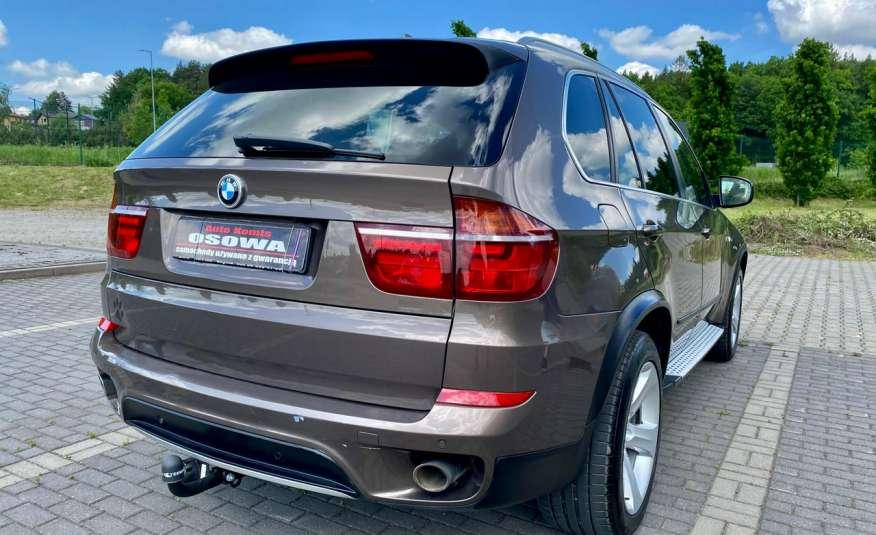 BMW X5 3.0D head up 7os.panorama lasery bixenon kamer360 full opcja 1rok gwar zdjęcie 8