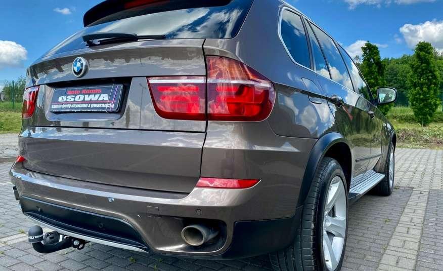 BMW X5 3.0D head up 7os.panorama lasery bixenon kamer360 full opcja 1rok gwar zdjęcie 9