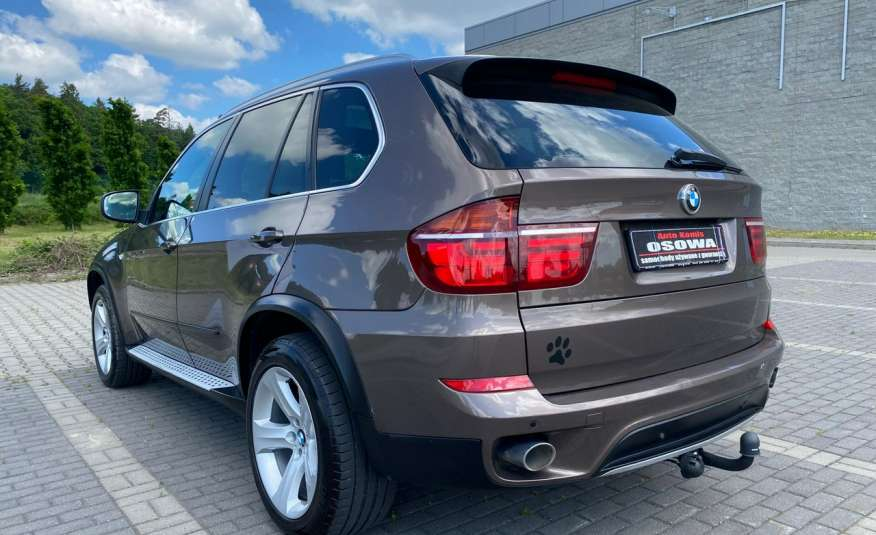 BMW X5 3.0D head up 7os.panorama lasery bixenon kamer360 full opcja 1rok gwar zdjęcie 11
