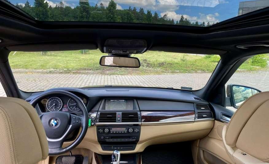BMW X5 3.0D head up 7os.panorama lasery bixenon kamer360 full opcja 1rok gwar zdjęcie 22