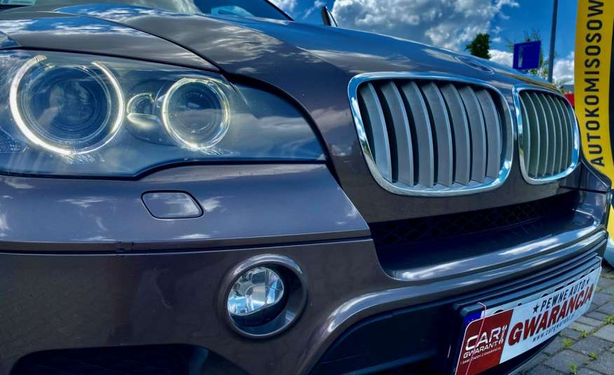 BMW X5 3.0D head up 7os.panorama lasery bixenon kamer360 full opcja 1rok gwar zdjęcie 31