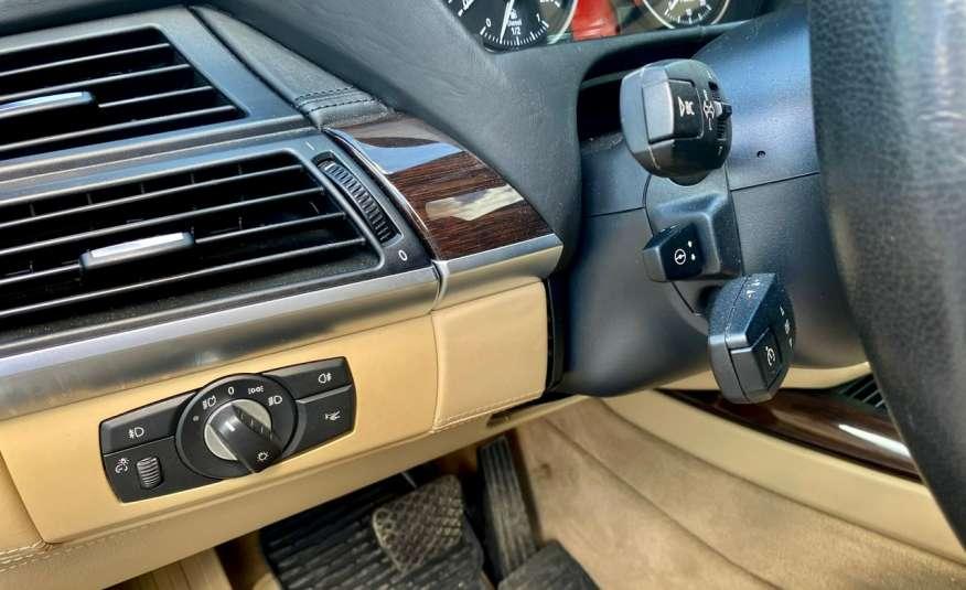 BMW X5 3.0D head up 7os.panorama lasery bixenon kamer360 full opcja 1rok gwar zdjęcie 36