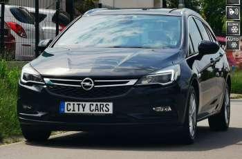 Opel Astra 1.6 CDTI 110 KM Grzane Siedzenia x4 Grzana Kierownica Tempomat