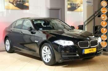 BMW 518 518d Automat, NAVI, Gwarancja x 5, salon PL, fv VAT 23