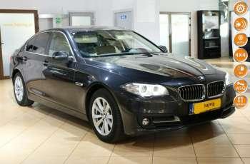 BMW 520 520d xDrive, Gwarancja x 5, salon PL, fv VAT 23