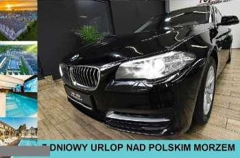 BMW 520 F11*XENON*automat*navi*zarejestrowany w kraju*BEZWYPADKOWA* FILM