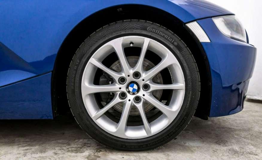 BMW Z4 2.5si 218KM Cabrio Bi-Xenon Podgrzewane fotele Fotele M Skóra Tempomat zdjęcie 7