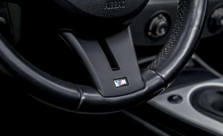 BMW Z4 2.5si 218KM Cabrio Bi-Xenon Podgrzewane fotele Fotele M Skóra Tempomat zdjęcie 11