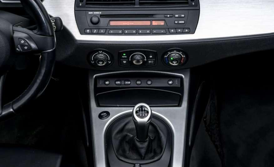 BMW Z4 2.5si 218KM Cabrio Bi-Xenon Podgrzewane fotele Fotele M Skóra Tempomat zdjęcie 14
