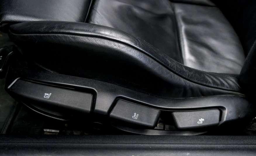 BMW Z4 2.5si 218KM Cabrio Bi-Xenon Podgrzewane fotele Fotele M Skóra Tempomat zdjęcie 20
