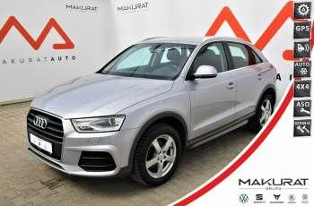 Audi Q3 SalonPL, Vat23%, ASO, Quattro, Automat, Bi-Xenon, Navi, Podgrz. fotele