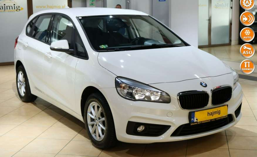 BMW 218 ActiveTourer Advantage automat+, fv VAT 23, PL, Gwarancja x5 zdjęcie 1