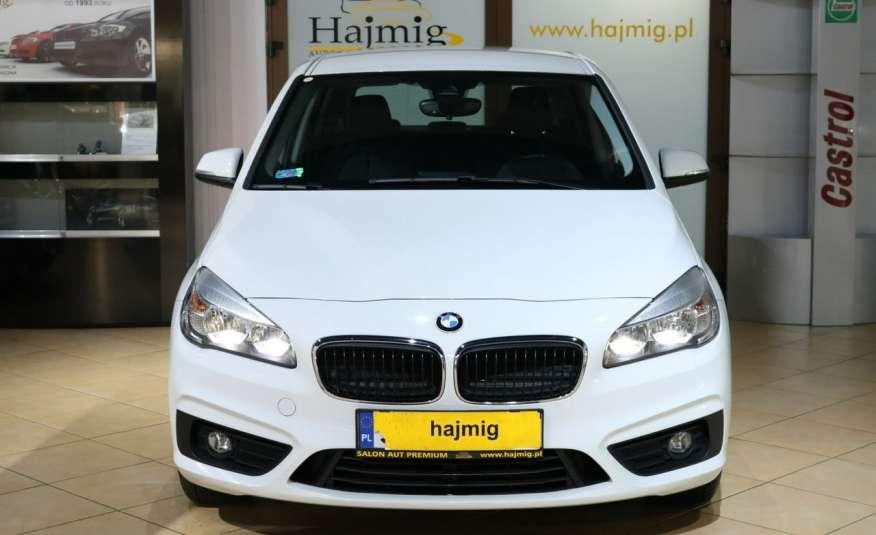 BMW 218 ActiveTourer Advantage automat+, fv VAT 23, PL, Gwarancja x5 zdjęcie 3