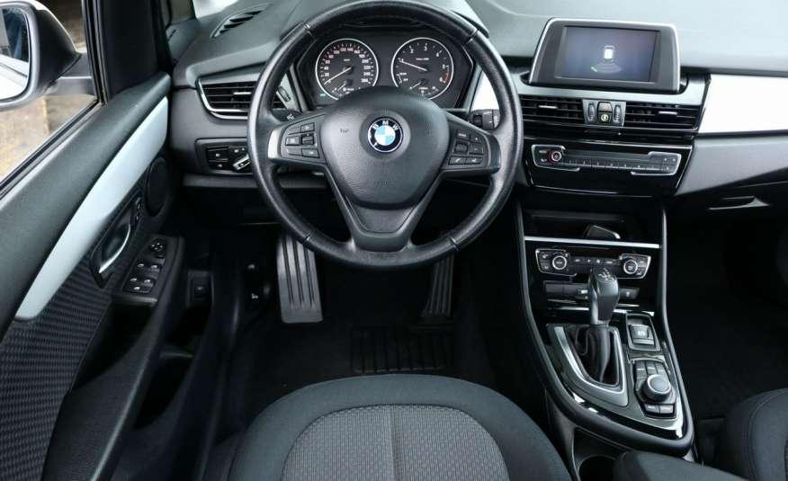 BMW 218 ActiveTourer Advantage automat+, fv VAT 23, PL, Gwarancja x5 zdjęcie 5
