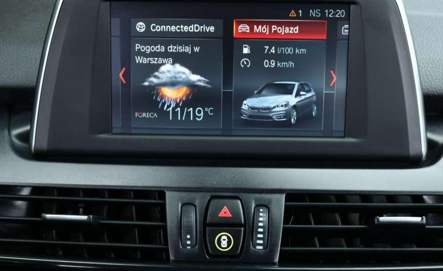 BMW 218 ActiveTourer Advantage automat+, fv VAT 23, PL, Gwarancja x5 zdjęcie 10