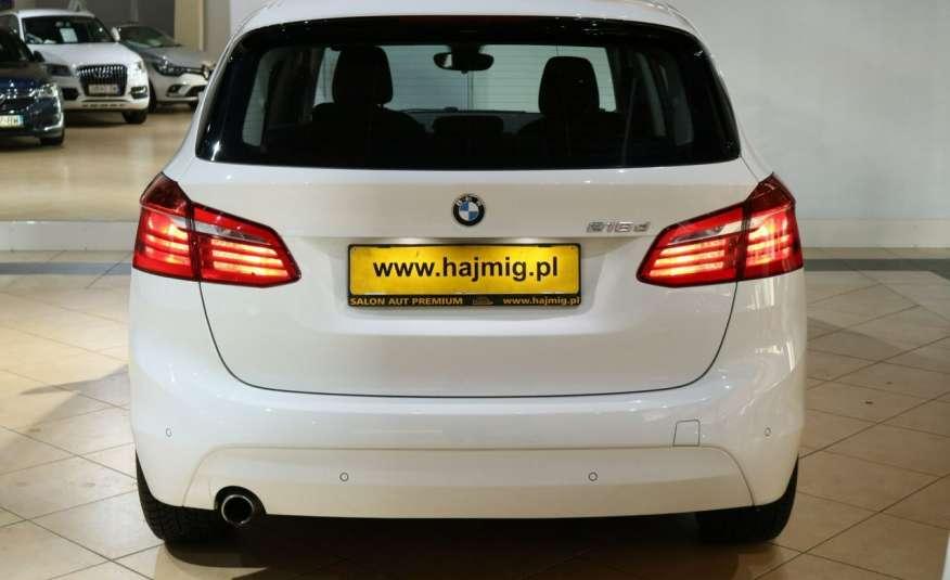 BMW 218 ActiveTourer Advantage automat+, fv VAT 23, PL, Gwarancja x5 zdjęcie 13