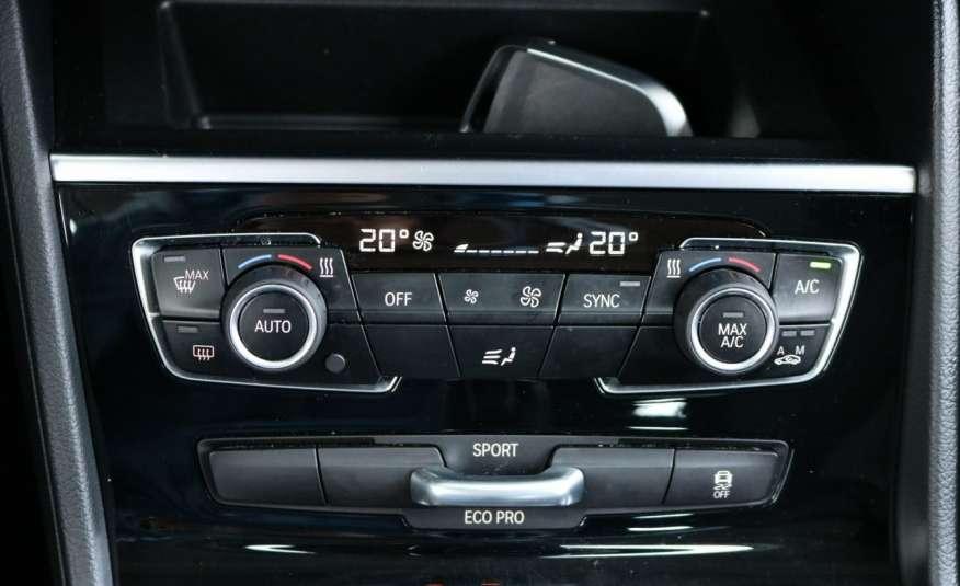 BMW 218 ActiveTourer Advantage automat+, fv VAT 23, PL, Gwarancja x5 zdjęcie 27